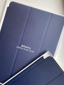 Apple Leather Smart Cover iPad Air 3rd Gen / iPad 7th Gen / iPad Pro 10.5 BLUE