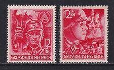 Postfrische Briefmarken aus dem deutschen Reich (1933-1945) als Satz