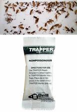 36 Cockroach Traps + 50 Roach Attractant Tablets Roach Traps Roach Control Traps