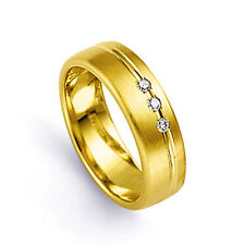 Band Yellow Gold Rings for Men