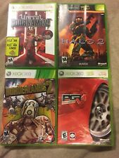 Xbox 360 Games Lot - 4 Included