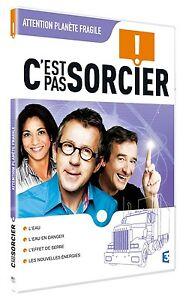 """DVD """"C est Pas Sorcier :attention planete fragile"""""""