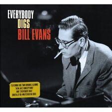Bill Evans - Everybody Digs Bill Evans [New CD] UK - Import