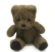 Vintage Russ Picadilly Brown Teddy Bear Stuffed Animal Plush