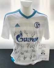FC Schalke 04 Trikot 2015/2016, Teamsigniert, gr. L