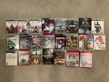 Playstation 3 PS3 Game Lot! Your Choice! All Complete w/ disc, art, and case CIB