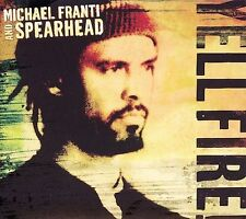 Michael Franti & Spearhead- Yell Fire! CD, NEW, Factory Sealed, 14 Tracks, Nice