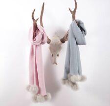 Samantha Holmes Alpaca wool Pink Scarf outnet Net A Porter Harrods Selfridges!!!