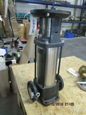 GRUNFOS HIGH PRESSURE WATER PUMP M/N# A96855968P114130809 2HP # 516902B NEW