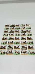USA~HORSE RACING~EQUESTRIAN~ FULL SHEET OF 50  MINT-NH 29 CENT