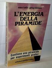 L'ENERGIA DELLA PIRAMIDE Mediterranee 1993