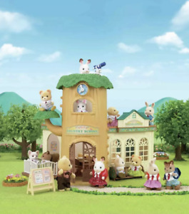Sylvanian Families Country Tree School Gift Set **NEW**