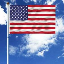 New listing 3x5 Foot American Us Polyester Flag Uv Fade Resistant For Outdoor Heavy Duty New