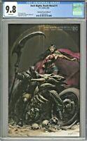 Dark Nights Death Metal #1 CGC 9.8 Bulletproof Comics Edition B Puppeteer Lee