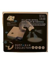 Bevili Color 80W Nail Dust Collector Suction Dust Clean Collector Light