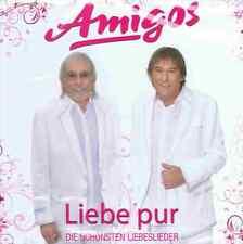 Amigos-amour pur-les plus belles des chansons d'amour CD nouveau romantisme Hitmix 2015