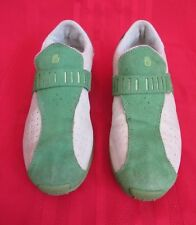 Women's TEVA Casual Loafers Shoes tan/green Size 10M