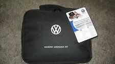 new vw volkswagen roadside assistance kit