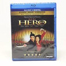 Hero Jet Li Blu-Ray