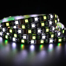 5M LED Streifen-Licht 5050 SMD 300 LED RGB RGBW farben12V 24V DC Wasserdichtes