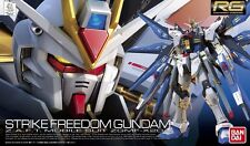 #014 Strike Freedom Gundam (RG)