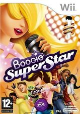 BOOGIE SUPERSTAR SOLUS WII GAME NEW SEALED UK PAL FAST