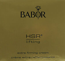 Babor HSR Lifting Cream 15ml Travel Size  BRAND NEW