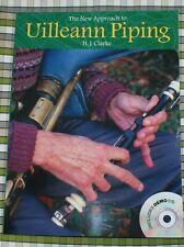 APPROACH GAITA IRLANDESA TUBERÍA LIBRO Y CD Irlandés Tubos Aprendizaje