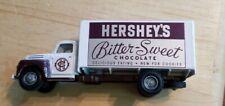 1993 Hershey's Bitter Sweet Chocolate Metal Toy Truck Martoy Heavy Rare Car Mars