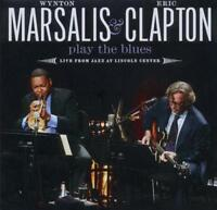 Play The Blues Live From Jazz At Lincoln Center, Marsalis Wynton & Eric Clapton