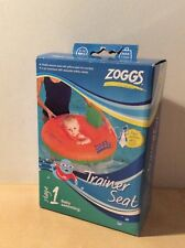 ZOGGS BABY SWMMING TRAINER SEAT 3-12 Months. RRP £17.99