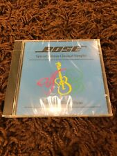 Bose Special Edition Classical Sampler The Bose Music Show Music CD