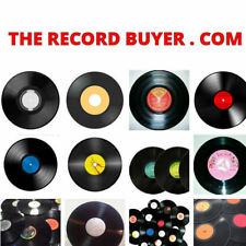 Premuim Domain Name THE RECORD BUYER . COM & Bonus .NET  Vinyl Records , LP, 45s