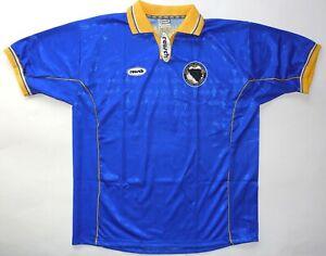 Bosnia and Herzegovina Reusch Football Jersey Shirt 2001/2002 Size XXL New