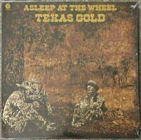 "ASLEEP AT THE WHEEL ""Texas Gold""  1975 LP   Shrink Wrap   Capitol ST 11441"