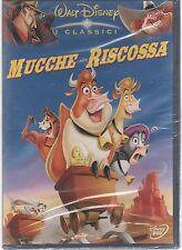 MUCCHE ALLA RISCOSSA DVD DISNEY Z3 DV 0199 SIGILLATO!!!
