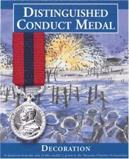 Distinguished Conduct Medal - Decoration - Miniature Reproduction