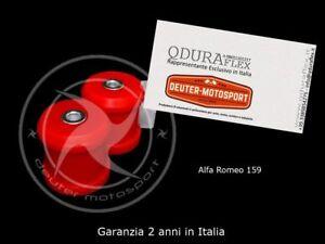 Alfa Romeo 159 - 2 Boccole bracci posteriori in poliuretano
