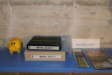 metal slug 2 neo geo mvs full kit complete 100% original snk holo ivandjcarletti