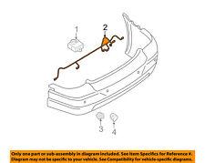 FORD OEM Taurus-Engine Control Module ECM PCU PCM Wiring Harness 8G1Z15K868A
