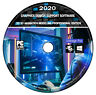 3D 2D Professional Graphics Design Animation Modelling Support Software DVD + +