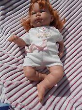 haut et bloomer compatible avec poupée antonio juan, baby annabell, 45cm
