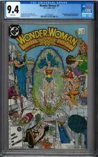 Wonder Woman #7 CGC 9.4 White Pages 1st Barbara Minerva Cheetah