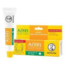 1 x 12g Tube Rohto Acnes Scar Care Gel Mentholatum Acne Treatment Top Product!!