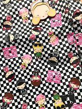 Harajuku Lovers Shoulder Tote Bag Kanji Gwen Stefani Kawaii