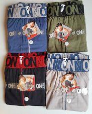 New ONN Mens Sexy Boxer Soft Underwear Sport Performance 4 Pack Size 100 XXLarge