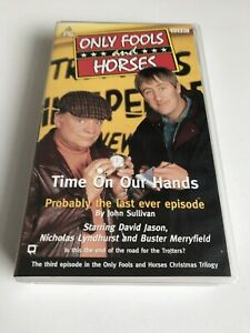 Only Fools & Horses Time on Our Hands Retro VHS Video Tape