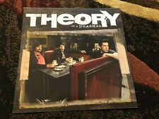 vintage THEORY OF A DEADMAN -  ALBUM COVER square POSTER 12 X 12