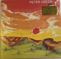 """SEALED PETER GREEN – """"Kolors"""" (180g Limited Ed Numbered Colored Vinyl LP, 2019)"""