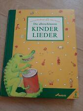 Buch   Die allerschönsten Kinderlieder